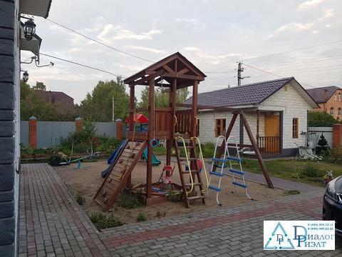 Шикарный дом в г. Щелково, 20 минут до метро.