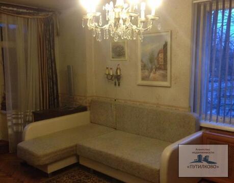 Продаю квартиру Москва Керченская 24, двухкомнатная квартира