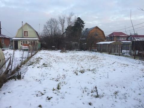 Земельный участок 9 соток Новая Москва, д. Мешково