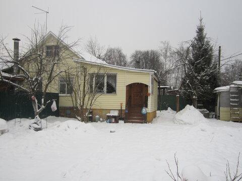 Продается часть дома и земельный участок в г.Пушкино