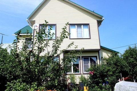 Двухэтажный дом в Лобне. Евроемонт. Прописка. Гараж. газ