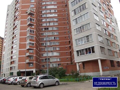 1 комнатная квартира в Троицке(Новая Москва), ул.Текстильщиков дом 4.