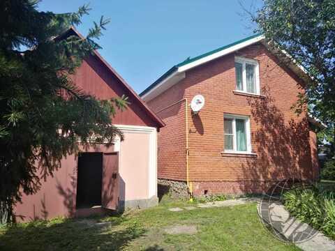 2-х этажный дом-кирпич 100 кв.м. с газом п. Вороново Новая Москва
