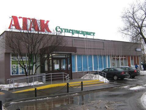 Псн 63 м2 в цоколе супермаркета атак