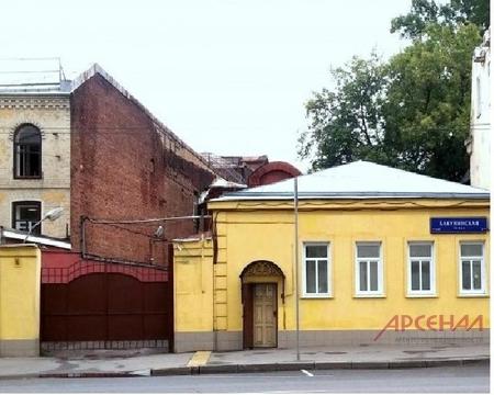 Особняк на Бакунинской