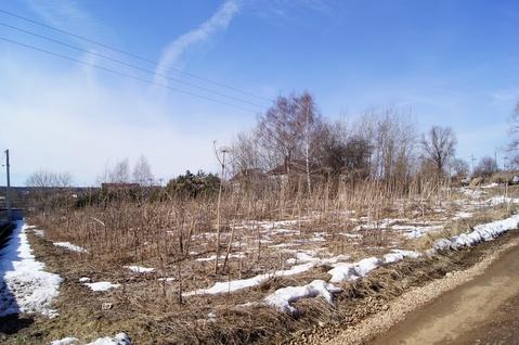 Продается участок 20 соток ИЖС в с. Каменское, Наро-Фоминский район