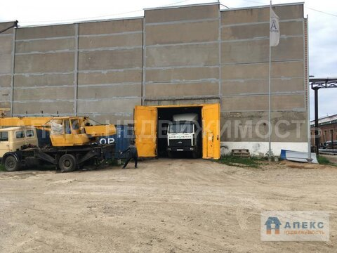 Аренда помещения пл. 1150 м2 под склад, производство, , Домодедово .