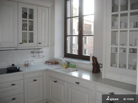 Предлагаю в аренду шестикомнатную квартиру в центре Москвы