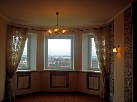 Продается просторная двухкомнатная квартира 67.9 м2 Звенигород Заречье