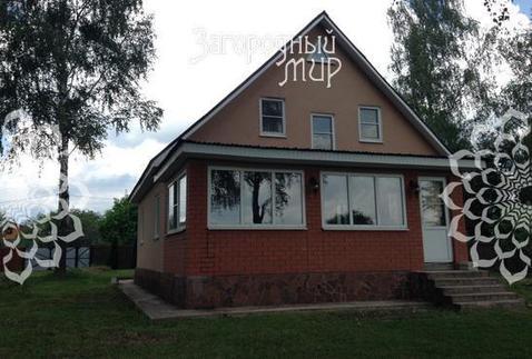 Дом в деревне. Дмитровское ш, 42 км от МКАД, Селевкино.