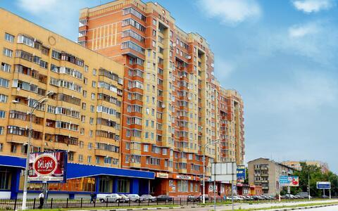"1комн. квартира в самом""сердце""г.Щелково на Пролетарском пр. д.7а"