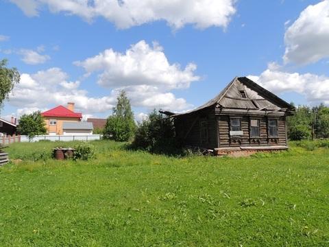 Продается участок 18 соток в деревне Погорелки, Мытищинского района