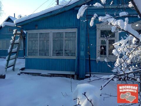 В пос.Софрино продается дом с коммуникациями