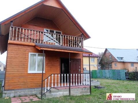 Зимний дом в д.Володино, п.Электроизолятор, ж/д ст. Игнатьево