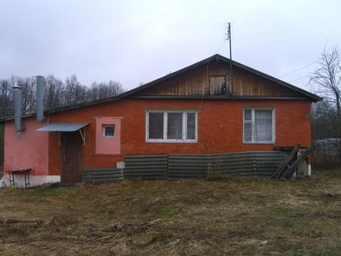 Дом с коммуникациями с/пос. Хатунь, Ступинский район.