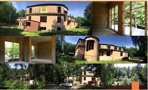 Дом 1400 кв.м. рядом с усадьбой Архангельское