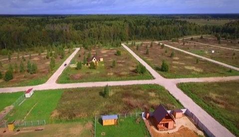 Продается земельный участок в районе деревни Федорцово, Щелковский рай