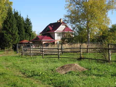 Участок 9 соток в п. Первомайский, рядом с лесом.