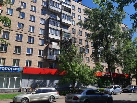 Сдам двухкомнатную квартиру у м.Текстильщики