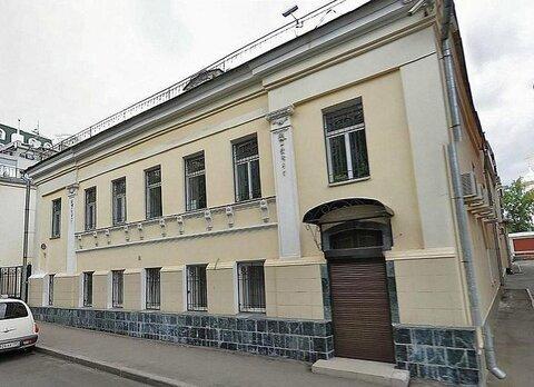 Особняк 480 кв. м, Кропоткинская.
