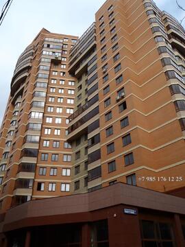Новая эксклюзивная квартира на Ленинградском проспекте 66к2