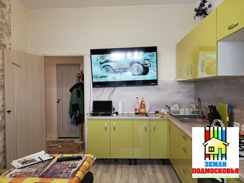 1 - комнатная квартира в пос. Некрасовский, ул. Школьная, д. 2