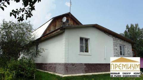 Дом 150 кв.м. на участке 15 соток в д. Чирково