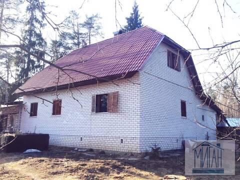 Великолепный дом по Щелковскому или Горьковскому шоссе.