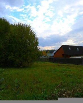 Участок 6 соток, 30 км от МКАД, Киевское шоссе, Апрелевка, 2399000 руб.