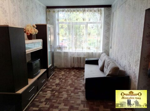 Можайск, 1-но комнатная квартира, п.МИЗ д.17, 10000 руб.