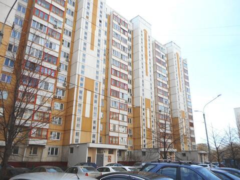 2-х комнатная квартира в г. Москве, Севастопольский проспект,13к4