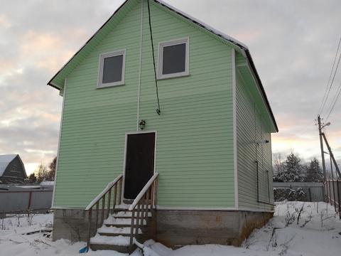 Купить дом из бруса в Дмитровском районе с. Белый Раст, ул. Чехова