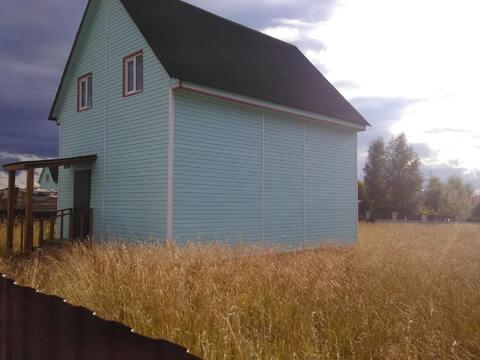 Купить дом из бруса в Домодедовском районе д. Образцово