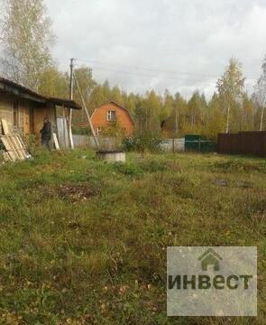 Продается земельный участок 8 соток, д.Шапкино, СНТ Репка