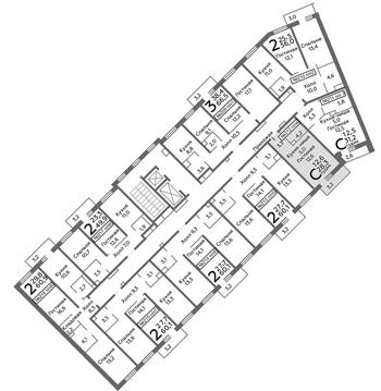 Продажа квартиры, Видное, Ленинский район, Б-р Зеленые Аллеи