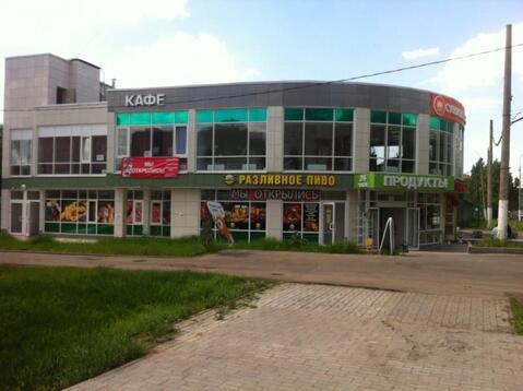 Торговый центр 615 кв. м, на Калужской.