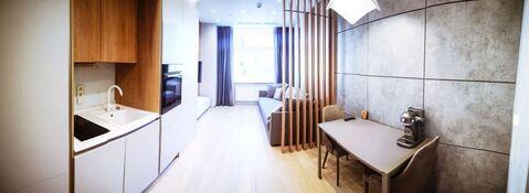 Апартамент №306/2 в премиальном комплексе Звёзды Арбата