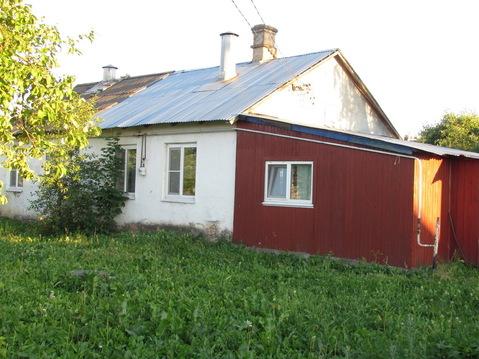 Продается часть дома в п. 40 лет Октября Зарайского района МО