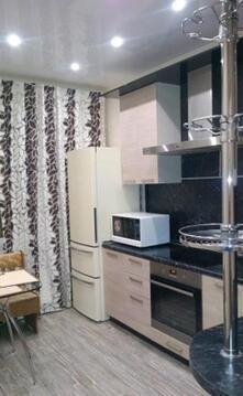 Двухкомнатная квартира с евроремонтом.
