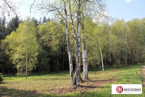 Лесной участок 15 соток в клубном поселке, 27 км по Калужскому ш.