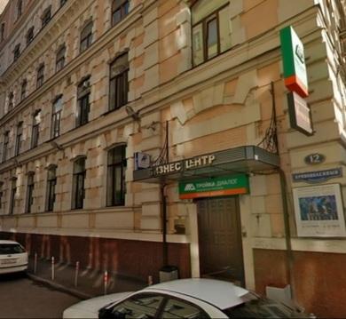 Сдам офисное помещение с отделкой площадью 13.6 кв.м.