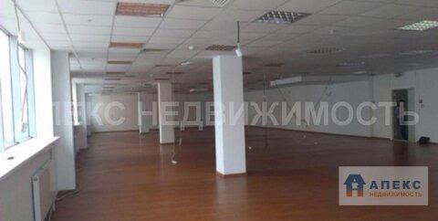 Аренда офиса пл. 368 м2 м. Технопарк в бизнес-центре класса В
