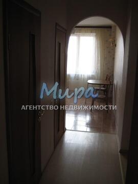 Просторная квартира С евроремонтом в монолитно-кирпичном доме. Площад
