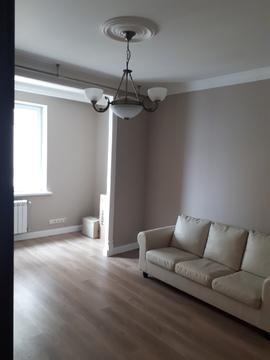 """2-комнатная квартира, 67 кв.м., в ЖК """"Дом на Беговой"""""""