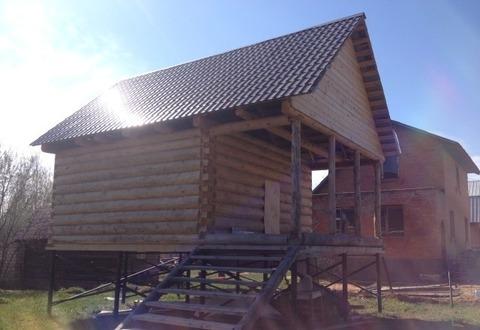Продается новый 2 этажный дом и земельный участок у воды в г. Пушкино