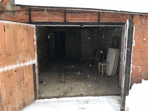 Продам гараж Икар-2 г.Серпухов ул.Подольская