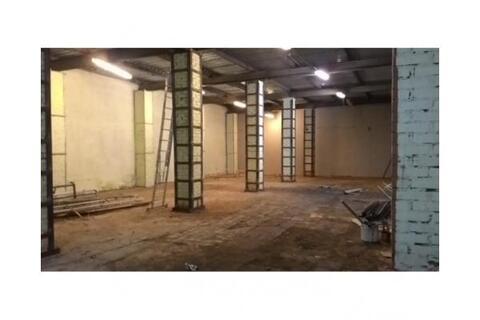 Сдаем Отапливаемое складское помещение 265м2 Электрозаводская