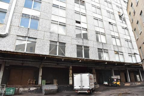 В здании предлагаются помещения под пищевое производство с 3 по 7 этаж