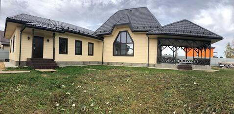 Продается дом пл.180 кв.м, в Истринском районе, К/П Ни