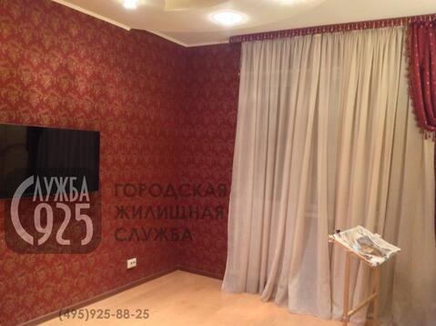 3-к Квартира, улица Брусилова, 17